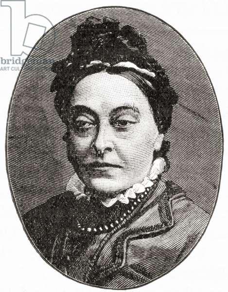Christina Georgina Rossetti, 1830 – 1894.