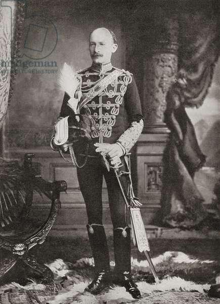 Baden Fletcher Smyth Baden-Powell, 1860 – 1937.