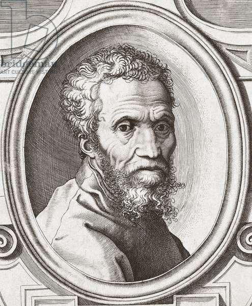 Michelangelo di Lodovico Buonarroti Simoni, Michelangelo
