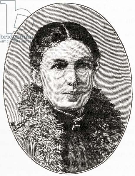 Mary Augusta Ward, née Arnold,  1851 –  1920.