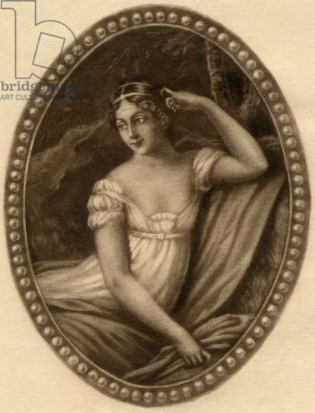 Empress Josephine (1763-1814) (litho)