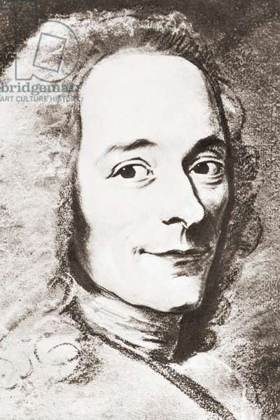 Voltaire (litho)