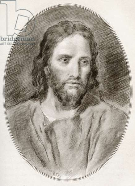 Jesus, from Living Biographies of Religious Leaders