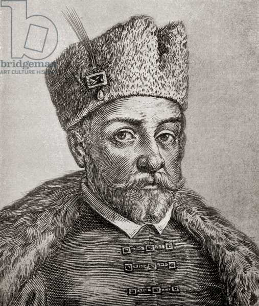 Ivan IV Vasilyevich, from Hutchinson's History of the Nations, pub.1915