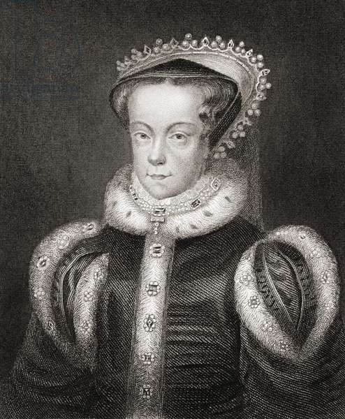 Mary Queen of Scots (1542-1587)