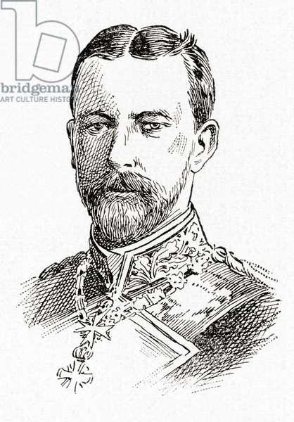 Prinz Albert Wilhelm Heinrich von Prussia or Prince Henry of Prussia
