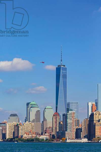 One World Trade Center, New York, USA (photo)
