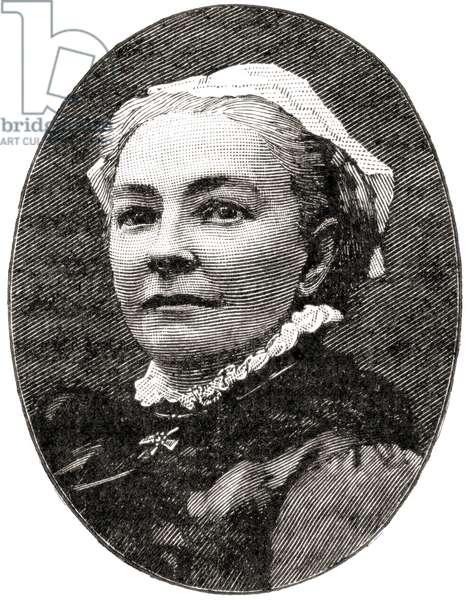 Margaret Oliphant Wilson Oliphant, née Margaret Oliphant Wilson,  1828 – 1897.