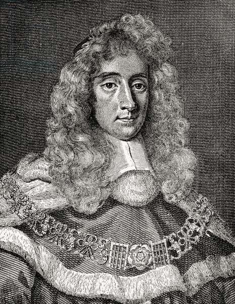 George Jeffreys, 1st Baron of Wem aka Judge Jeffries, 1648-1689. English judge notorious for his cruelty and corruption. Lord Chancellor and Lord Chief Justice of England.