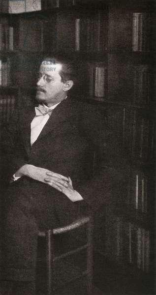 James Joyce (litho)