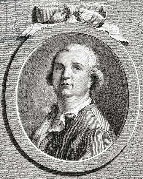 Count Cagliostro aka Guiseppe Balsamo or Joseph Balsamo (1743-95)