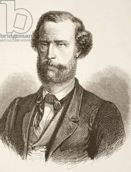 Manuel Vilar i Roca, from 'The Universal Museum', published 1862 (engraving)