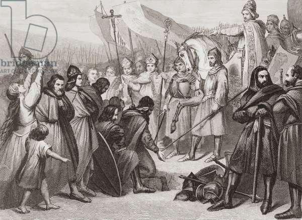 Mauregatus of Asturias, known as the Usurper