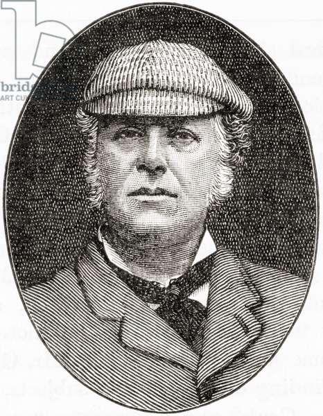 Sir John Everett Millais, 1st Baronet, 1829 – 1896.