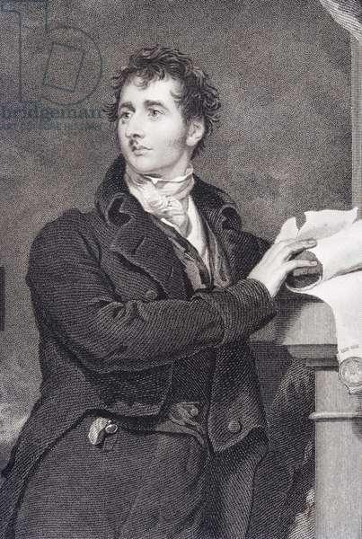 Sir Francis Burdett, engraved by J. Morrison (engraving)