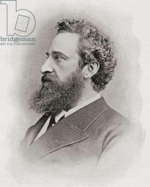 Edward Robert Bulwer-Lytton, 1831-1891. Earl of Lytton (Owen Meredith) English stateman and poet, son of novelist Edward Bulwer-Lytton