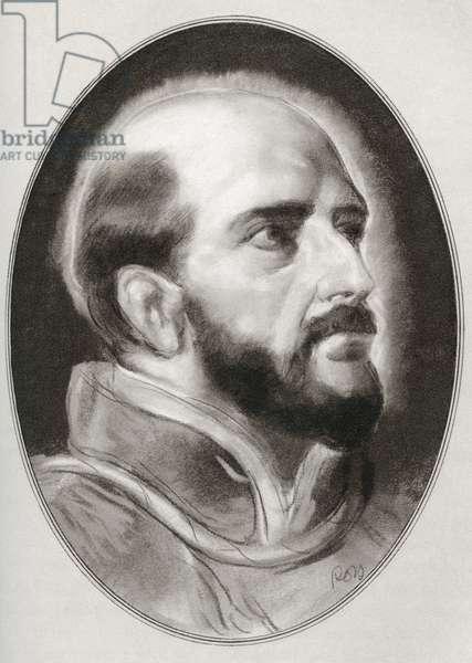 Saint Ignatius of Loyola, from Living Biographies of Religious Leaders