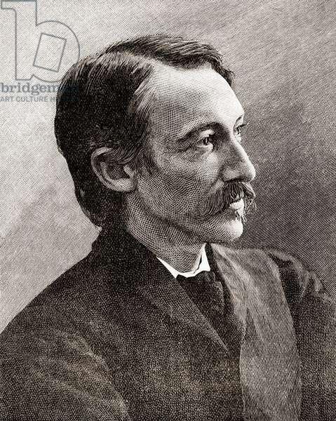 Robert Louis Balfour Stevenson, 1850 – 1894.