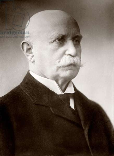 Ferdinand Adolf Heinrich August Graf von Zeppelin known as Count Zeppelin, 1838 – 1917.