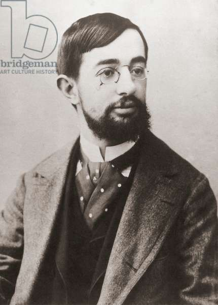 Henri Toulouse Lautrec, photograph by Paul Sescau, 1858 - 1926, professional photographer and friend of Lautrec
