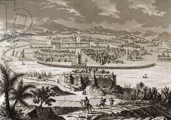 Mexico City at the time of the Spanish conquest (1519-35)