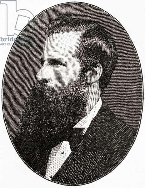 John Clarke Hawkshaw, 1841 – 1921.