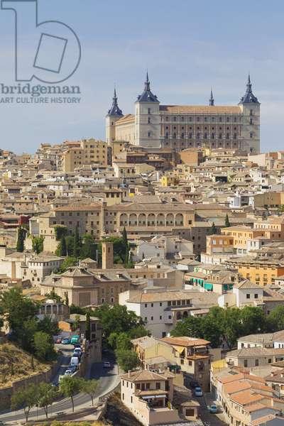 The Alcazar, Toledo, Toledo Province, Castilla-La Mancha Spain