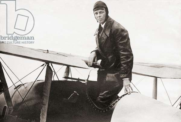 Charles Augustus Lindbergh, from These Tremendous Years, pub.1938