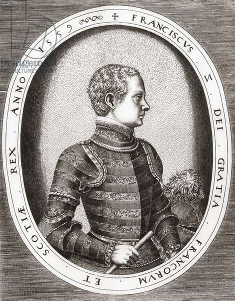 Francis II King of France, King consort of Scotland