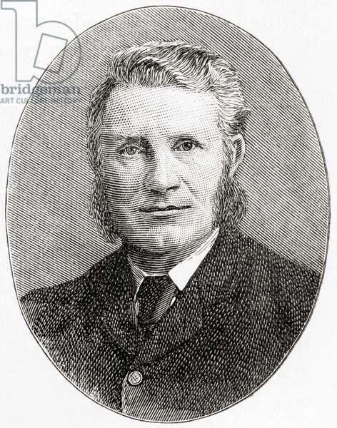 Sir William Arrol, 1839 - 1913.