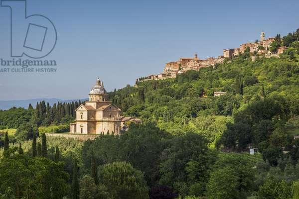 Montepulciano, Tuscany, Italy (photo)