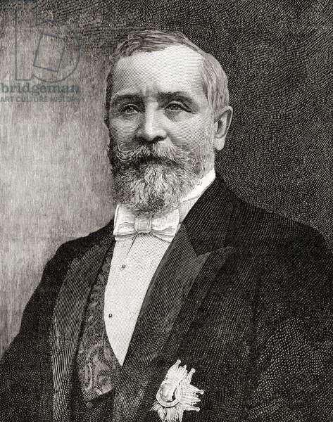 Émile François Loubet, 1838 – 1929.