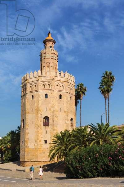 Torre del Oro, Seville, Spain (photo)