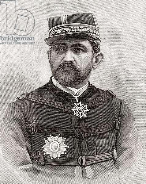 Georges Ernest Jean-Marie Boulanger, 1837 – 1891.