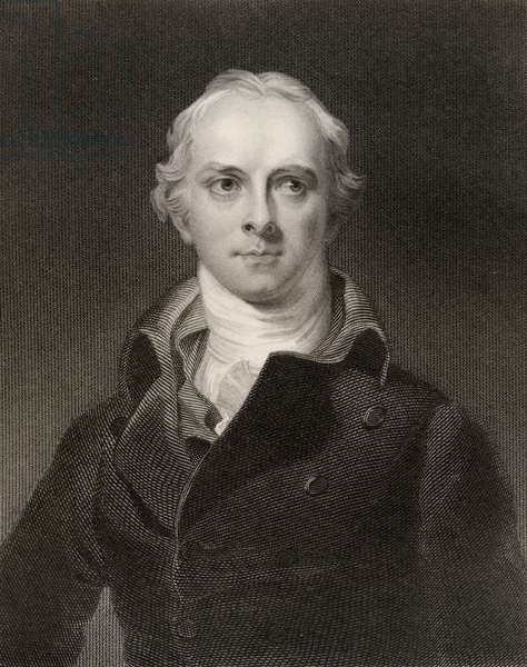 Samuel Lysons (1763-1819) engraved by H. Robinson, from 'National Portrait Gallery, volume III', published c.1835 (litho)