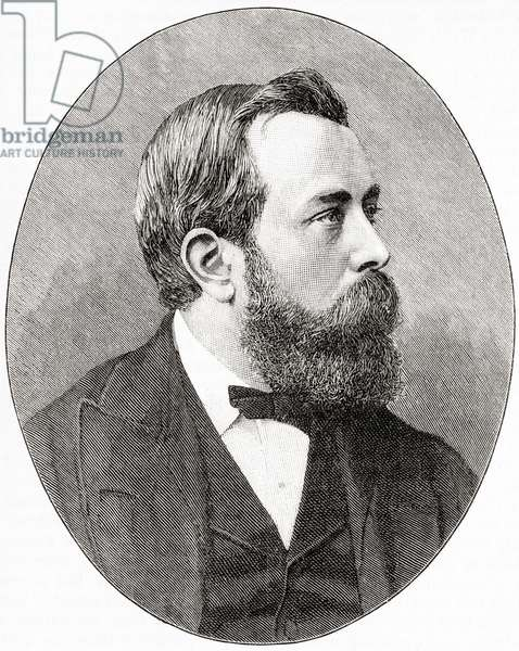 William Alexander Hunter,  1844 – 1898.