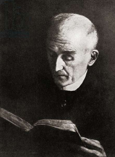 Henri-Louis Bergson, 1859 -1941.  French philosopher.  From The Story of Philosophy, published 1926.
