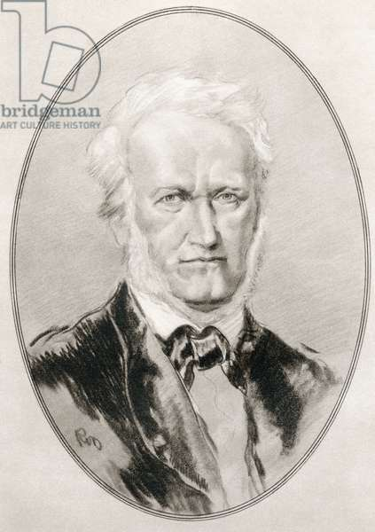 Wilhelm Richard Wagner, from Living Biographies of Great Composers