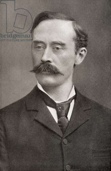 Robert Edwin Peary, Sr., 1856 – 1920.   American explorer.  From The Wonderful Year 1909