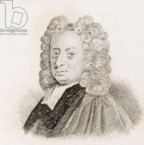 Richard Brinsley Sheridan, from  Crabb's Historical Dictionary pub. 1825