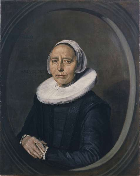 Portrait of a Woman, 1640 (oil on canvas)