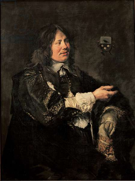Stephanus Geraerdts, Alderman in Haarlem (oil on canvas)