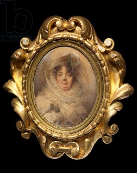 Portrait of Mrs Scipion Corvisart (oil on canvas)