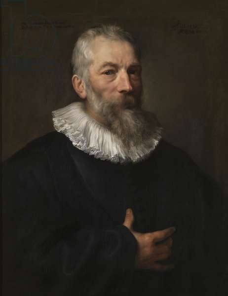 The painter Marten Pepijn, 1632 (oil on panel)