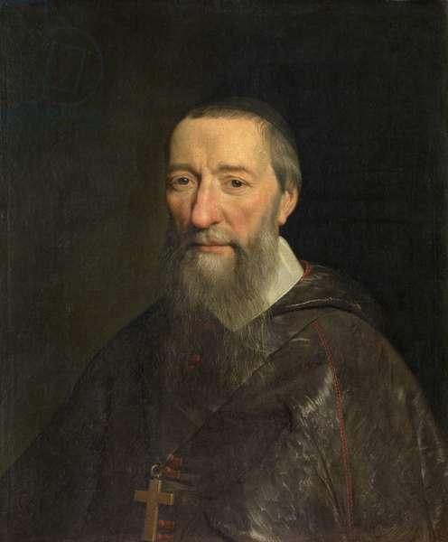 Portrait of the Bishop Jean-Pierre Camus, 1643 (oil on canvas)