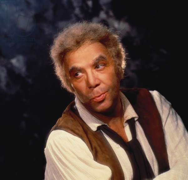 Walter Berry as Masetto in Wolfgang Amadeus Mozart 's opera Don Giovanni. Performed at Salzburg Festival. Austrian bass-baritone, 8 April 1929 - 27 October 2000. Married Christa Ludwig