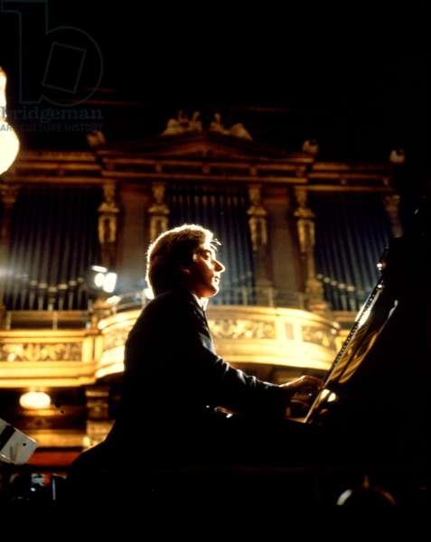 ZIMERMAN, Krystian Polish Pianist, b. 1956. Zimmerman.