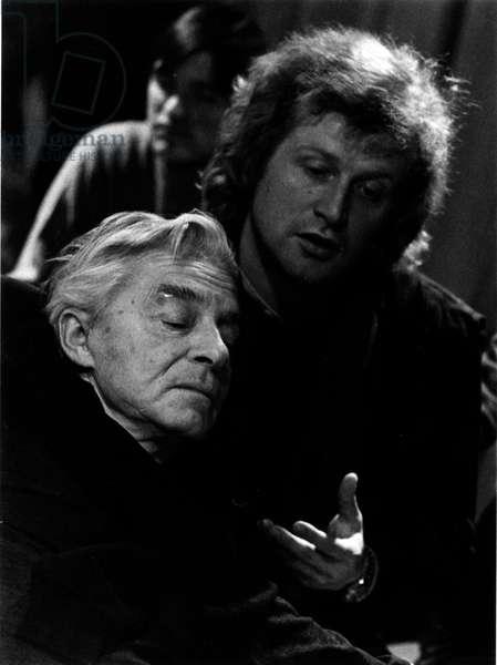 Herbert Von Karajan with