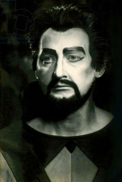 Leif Roar as Donner in Das Rheingold by Wagner