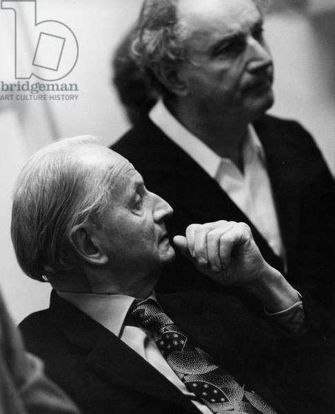 Wilhelm Kempff German Pianist